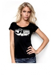 JT 3D SHORT SLEEVE BLACK